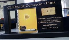PagoEfectivo PremioCCL 2 240x140 - PagoEfectivo es la mejor plataforma de pago online