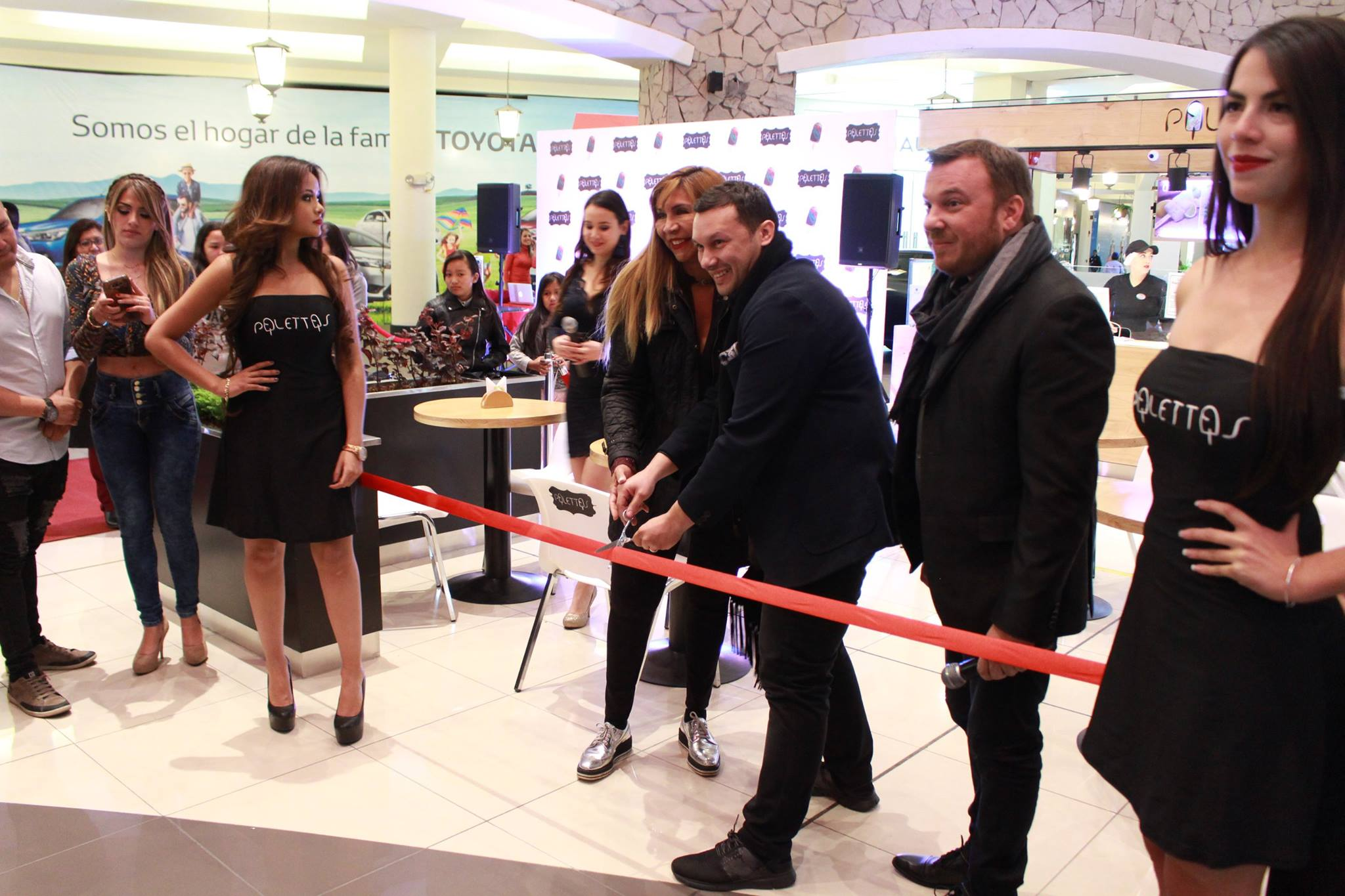 Palettas 3 - Palettas abre nuevos puntos de venta en malls de Arequipa