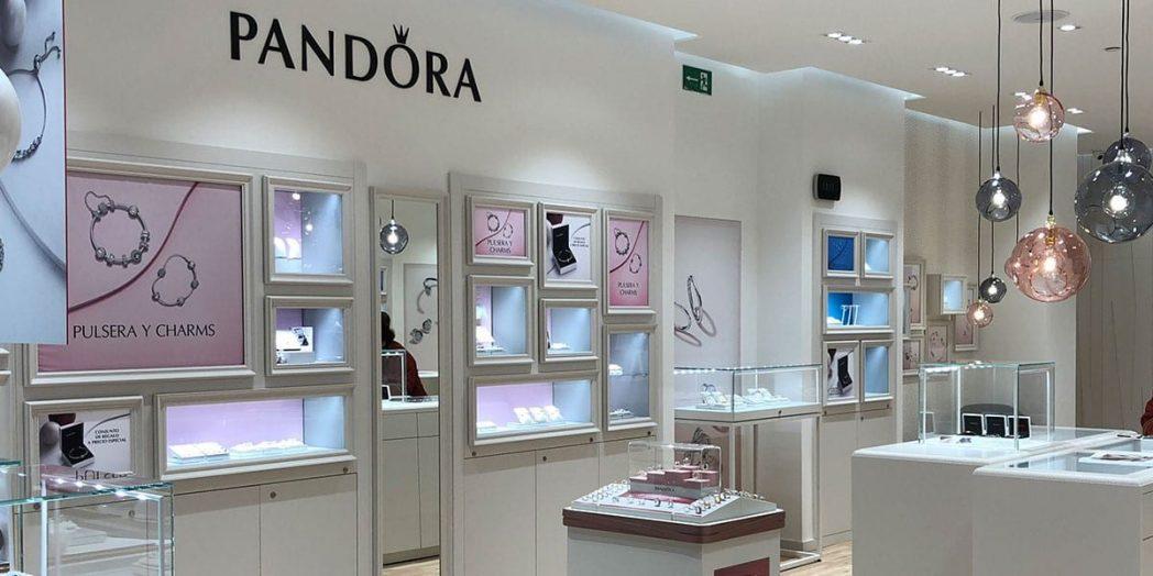 Pandora 1 - Perú: Pandora abrirá sus primeros puntos de venta en departamentales de Falabella
