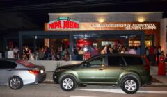 Papa John's Bolivia