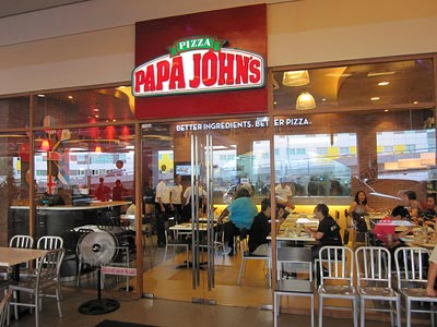 Papa Johns Pizza 21 - Telepizza pasa a manos de Delosi, operador de Pizza Hut en Perú