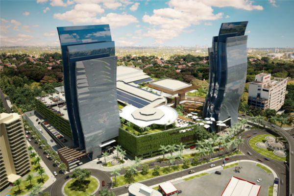 Paraguay tendría masiva apertura de locales en shopping centers el 2016