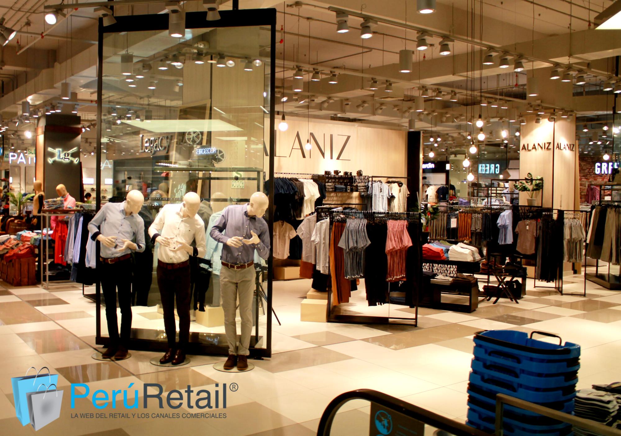 Paris 1811 peru retail - Paris abrirá este sábado su tienda número 11 en Mall del Sur