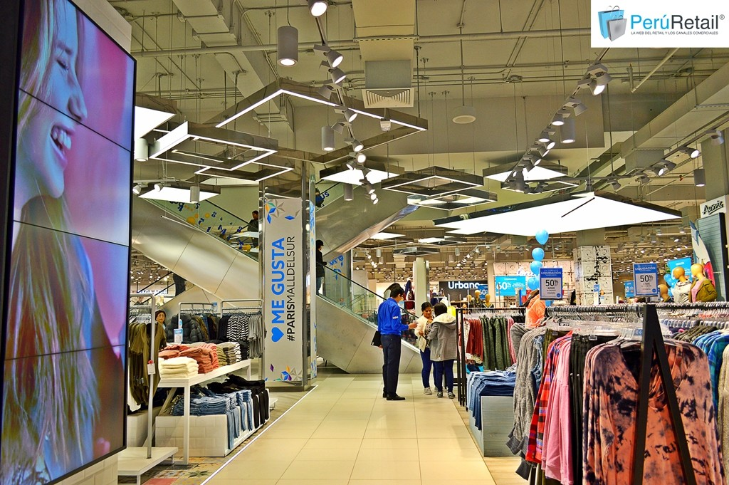 Paris Mall del Sur (3) - peru retail 1