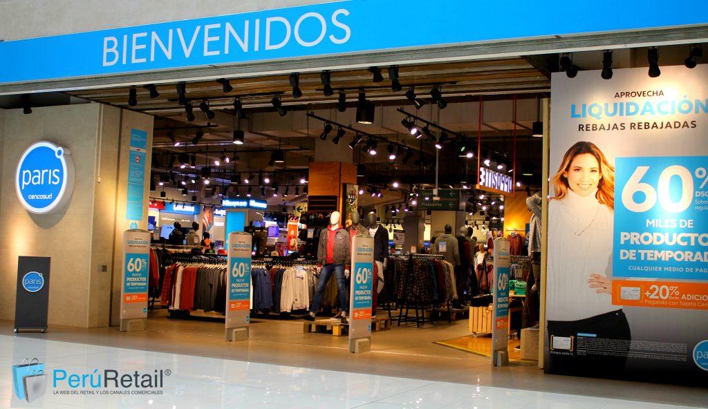 Paris MegaPlaza 2 Peru Retail 1024x592 - Saga Falabella es la tienda departamental más recordada, visitada y preferida por los peruanos