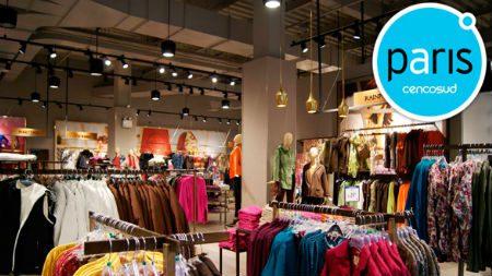 Paris interior peru retail - Tiendas por departamento de Cencosud mejoran 10% durante el primer trimestre del año