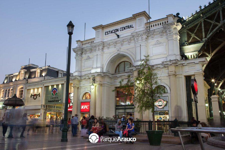 Parque Arauco Estacion Central