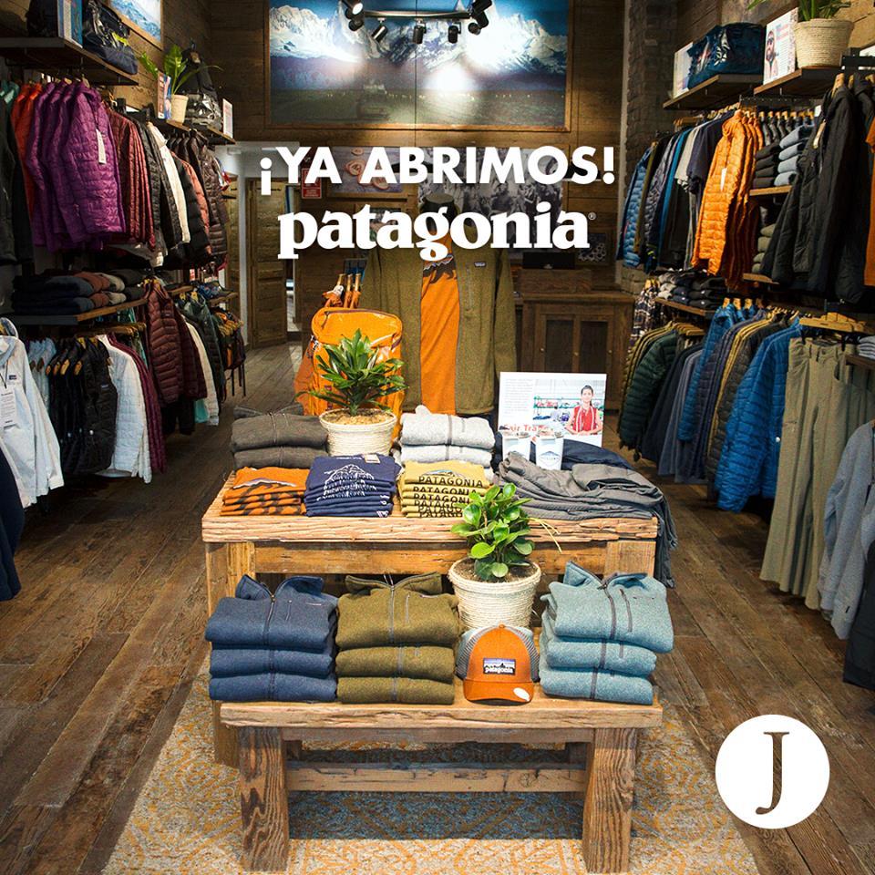 Patagonia Jockey Plaza - Perú: Patagonia abre sus puertas en el Jockey Plaza