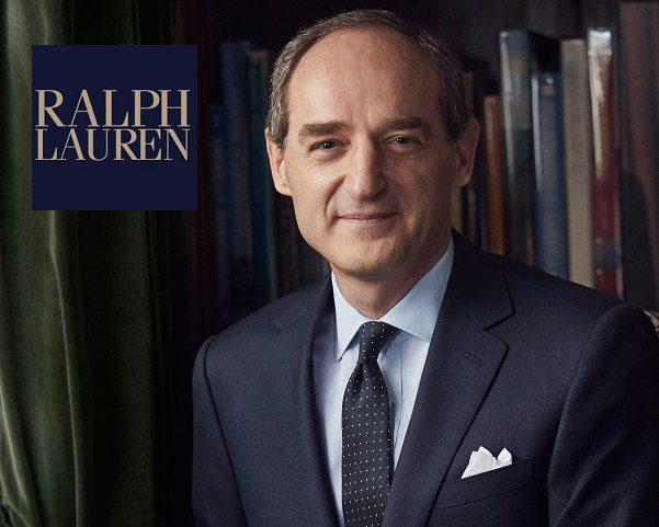 Patrice Louvet CEO Ralph Lauren