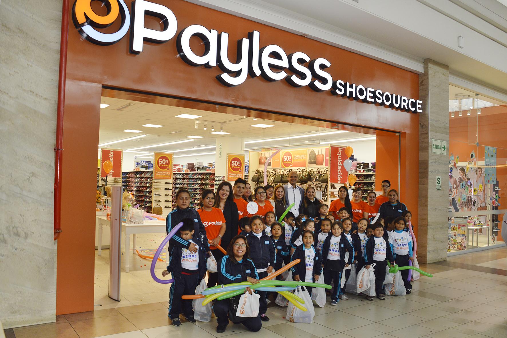 Payless foto 2 - Payless Shoesource realizó importante entrega a Aldeas Infantiles SOS Perú