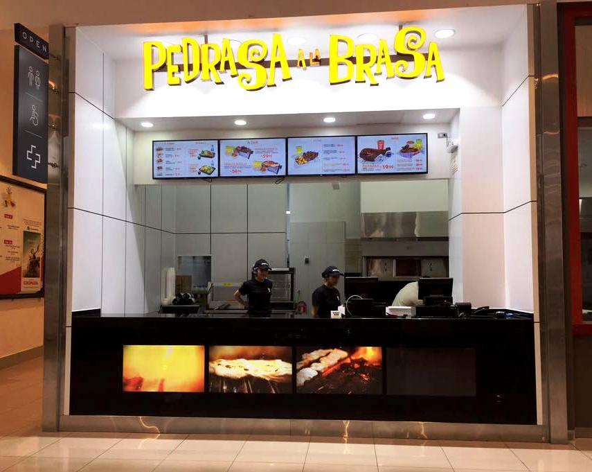 Pedrasa a la Brasa open plaza huancayo1 - 'Pedrasa a la Brasa' prevé abrir más locales en centros comerciales del Perú