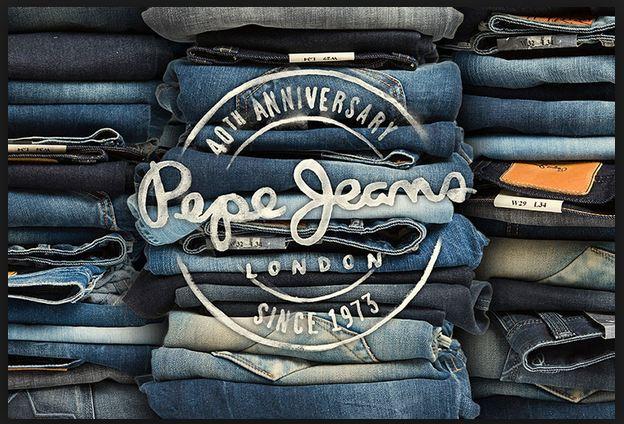 Pepe Jeans London Best Selling Jeans Brands 2017 - Calvin Klein abre las puertas de una nueva tienda en el mercado español