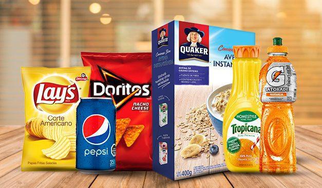 PepsiCo Productos 2 Fuente web - PepsiCo en repunte: gana US$ 3.448 millones en el primer semestre