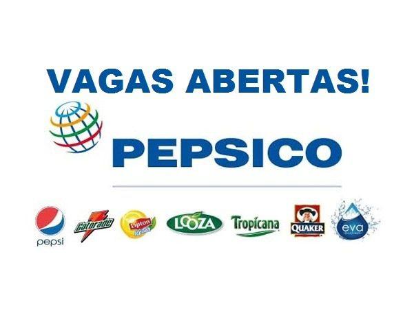 PepsiCo VAGA DE EMPREGO 1 - PepsiCo: Brasil la segunda mayor operación en Latinoamérica