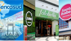 Perú y Colombia serían los principales proveedores de retailers chilenos