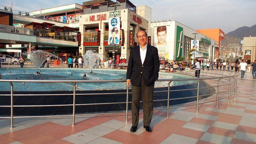 Percy Vigil MegaPlaza PeruRetail - MegaPlaza podría iniciar en tres meses construcción de mall en Huaraz