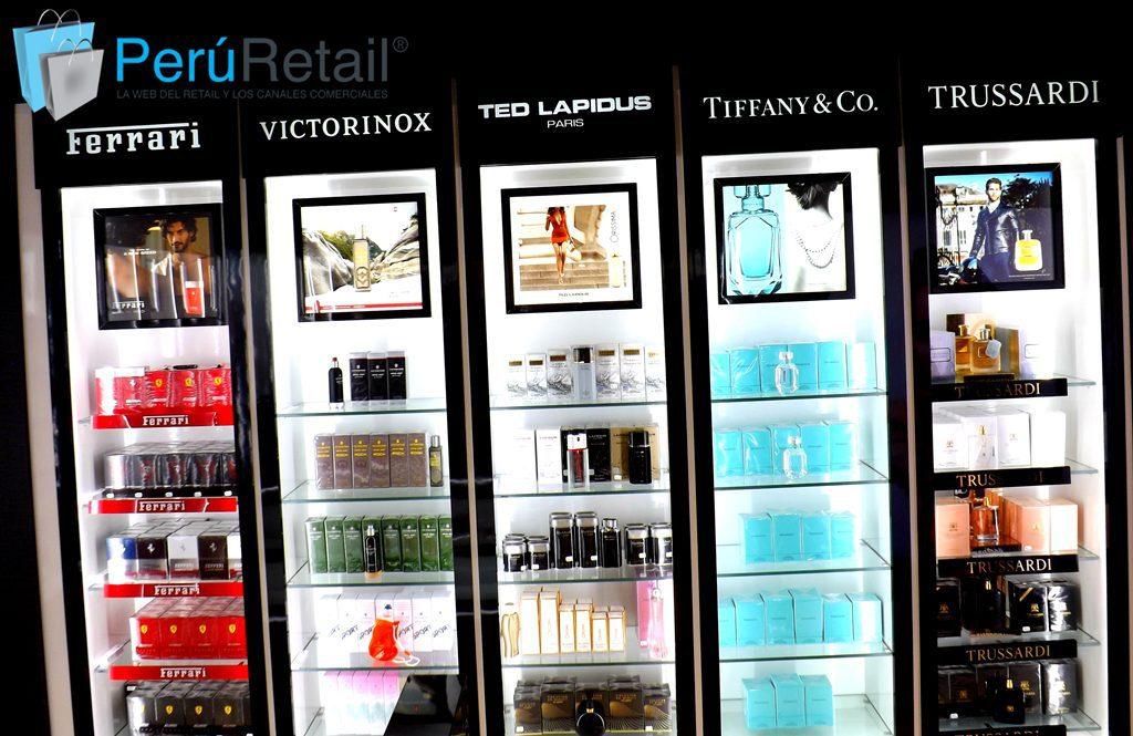 Perfumerias Unidas 257 Peru Retail  - Perú: Perfumerías Unidas abre su primer 'flagship store' en el Jockey Plaza