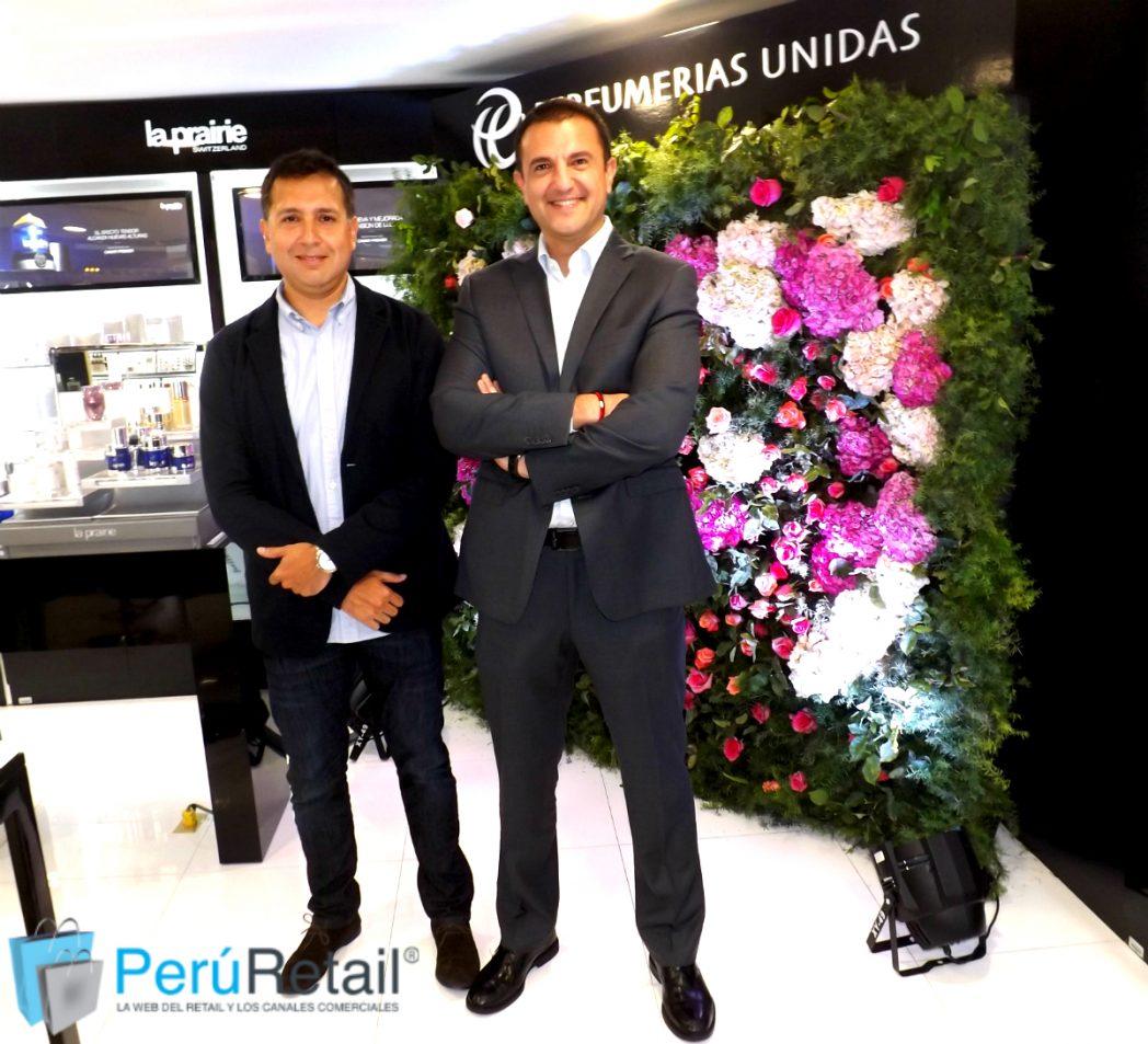 Perfumerias Unidas 8249 Peru Retail  - Perú: Perfumerías Unidas abre su primer 'flagship store' en el Jockey Plaza