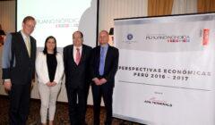 Perspectivas económicas 2016 2017 240x140 - Perú puede fortalecer su economía y crecer 5% en los próximos años