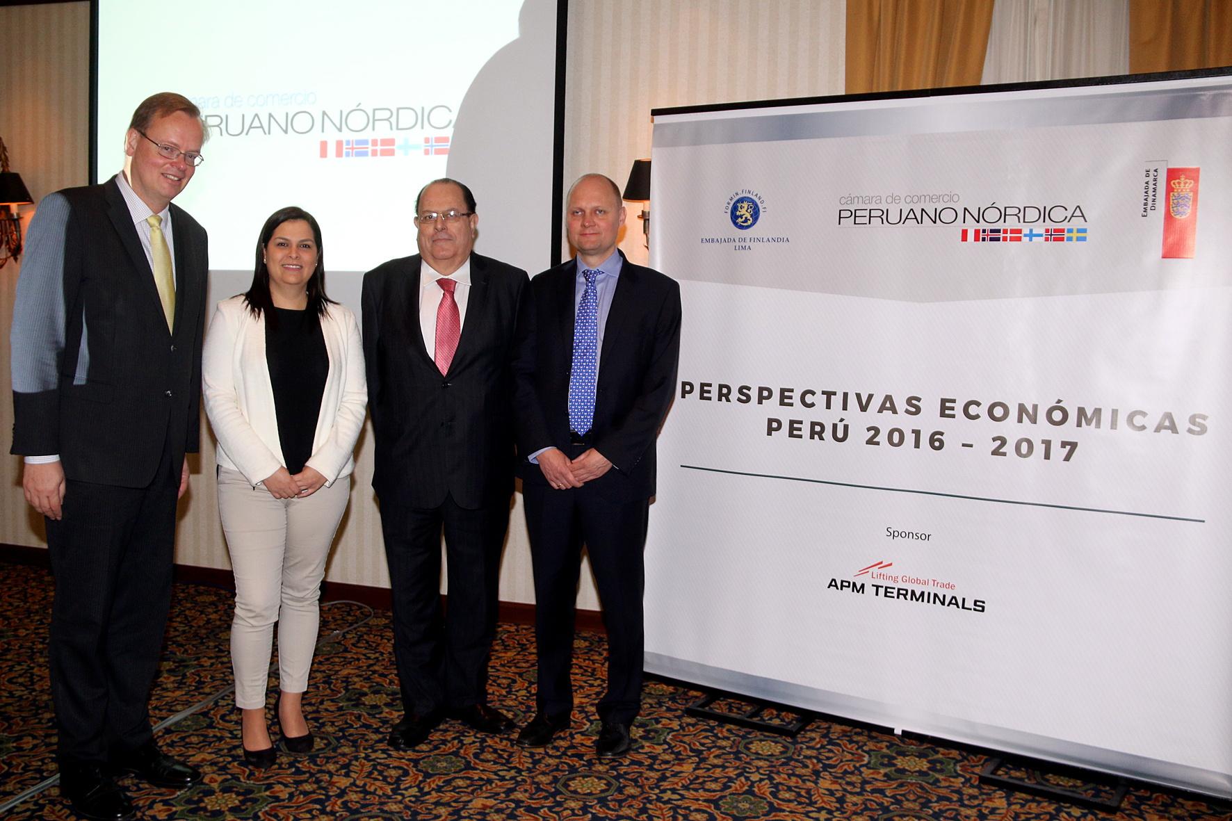 Perspectivas económicas 2016 2017 - Perú puede fortalecer su economía y crecer 5% en los próximos años