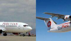 Peruvian Airlines y Star Perú