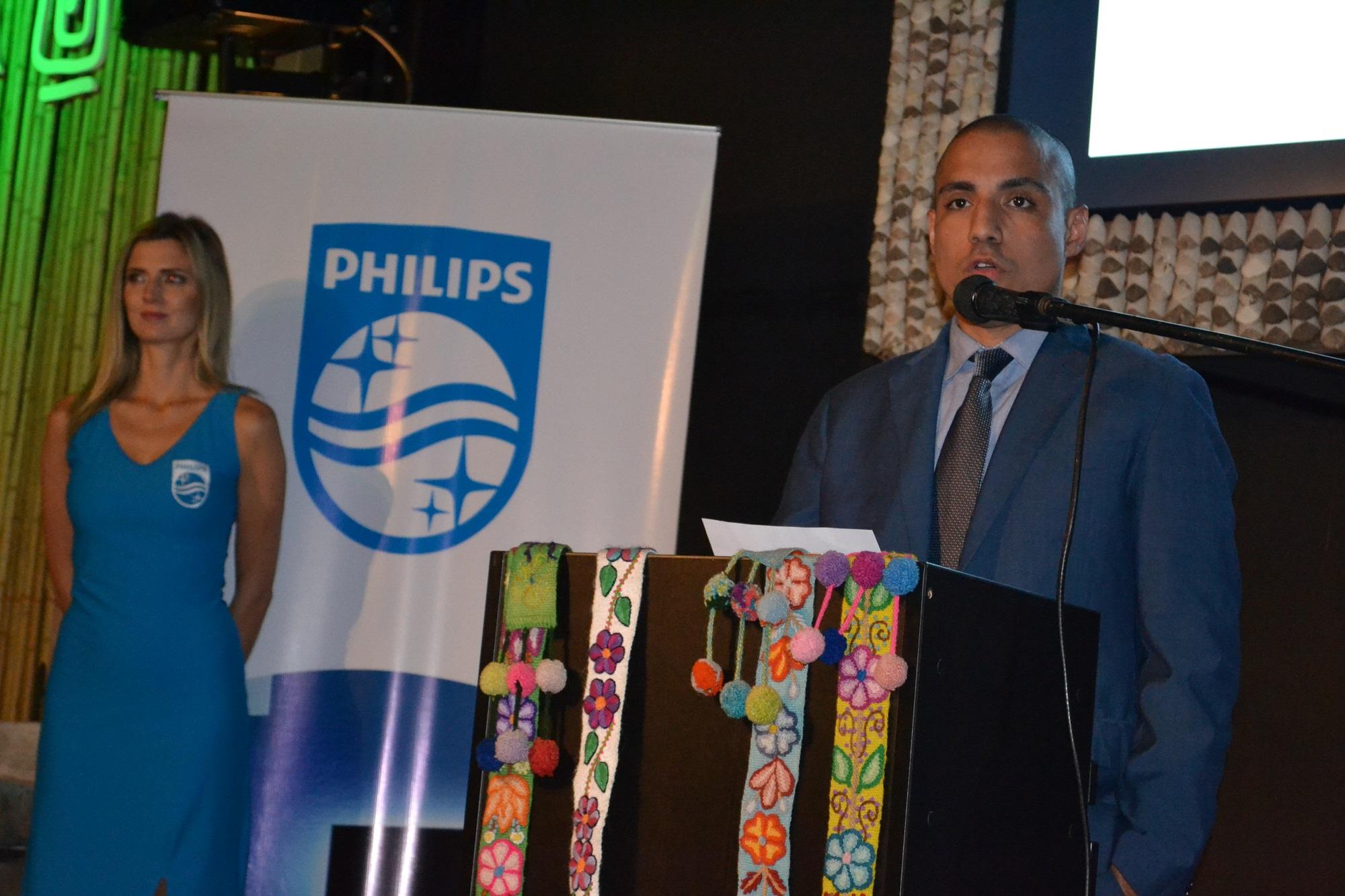 Philips Línea Marron - Philips proyecta convertirse en la cuarta marca de línea marrón en Perú
