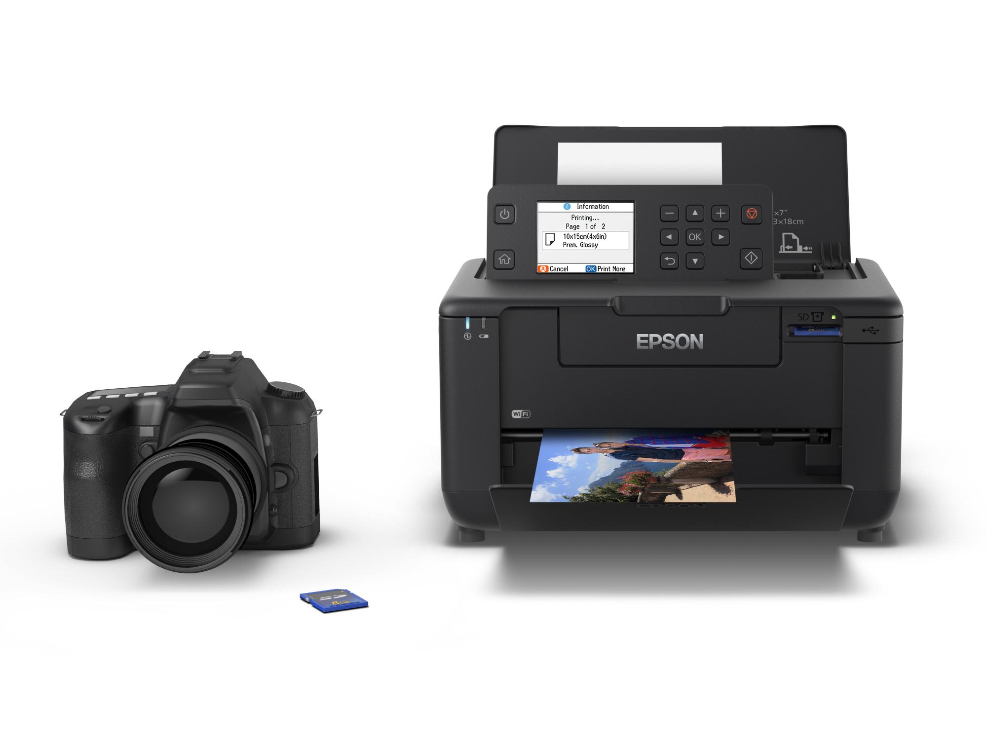 PictureMate PM 525 2 - Epson presenta su nuevo modelo de impresora fotográfica portátil