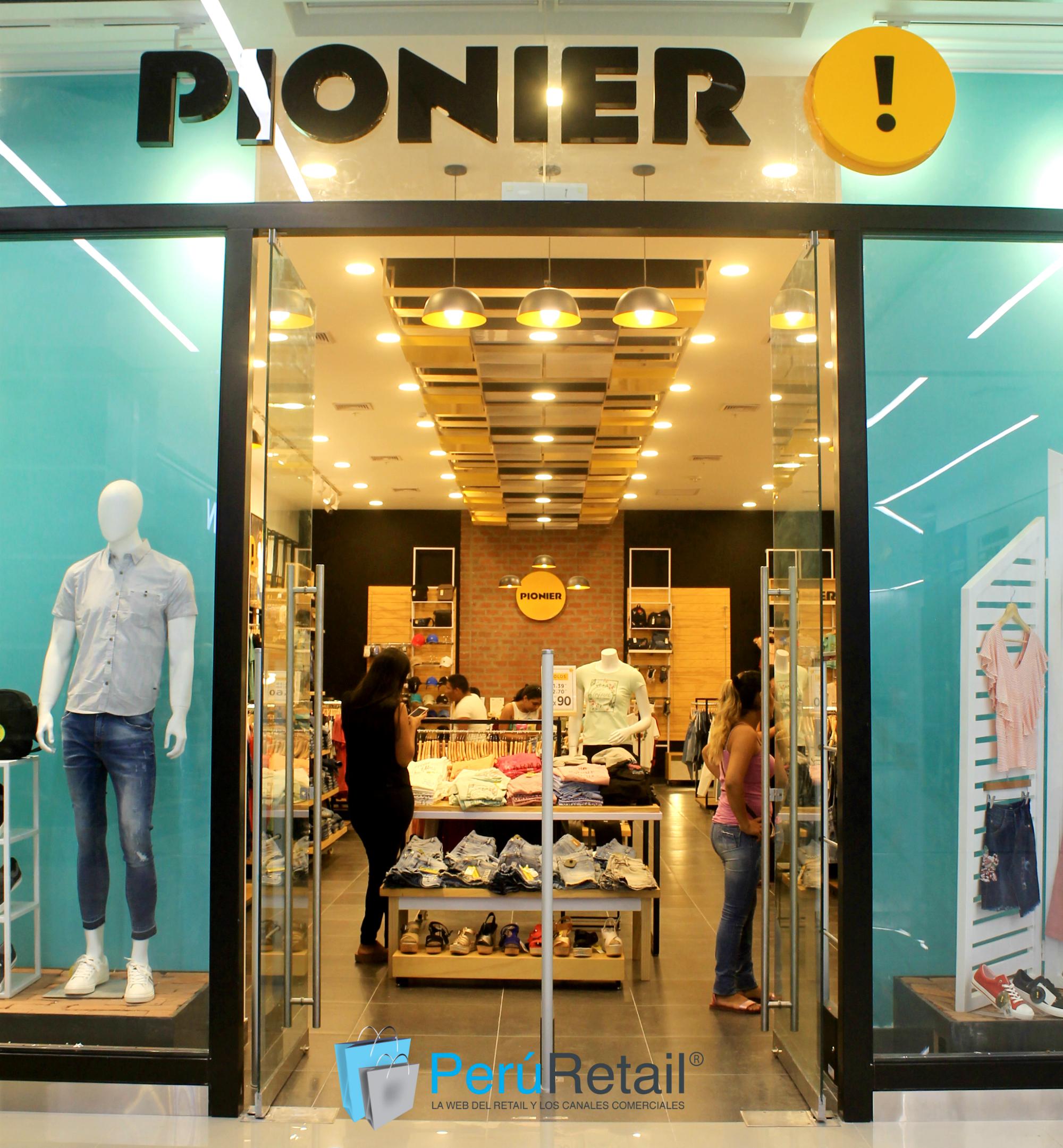 Pionier Tumbes Peru Retail - Grupo Pionier prevé facturar S/ 500.000 soles este año y apuesta por su canal online