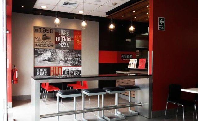 Pizza Hut estrenó nuevo concepto en Puerto Rico