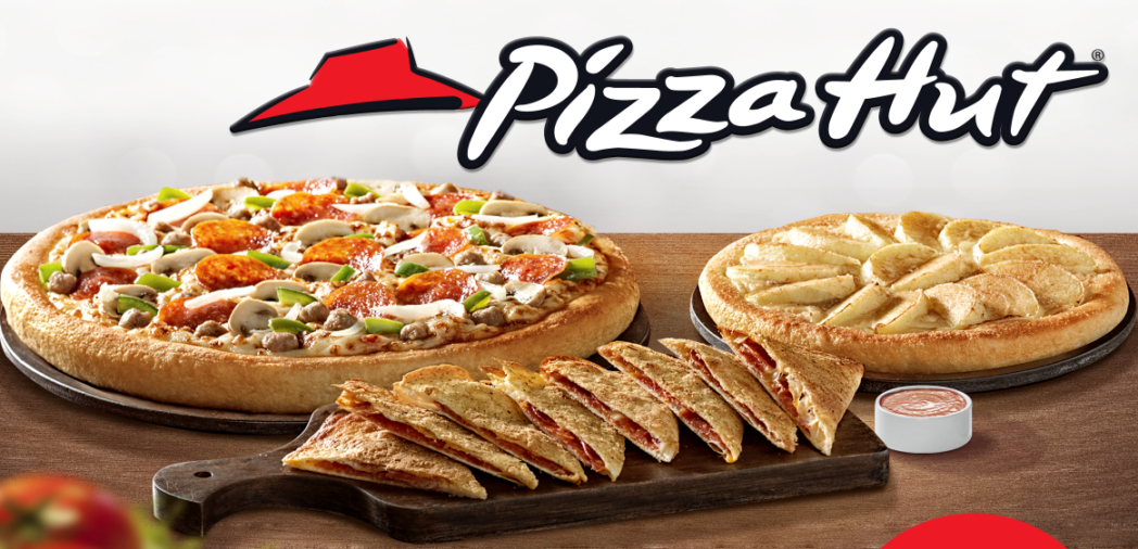 Pizza hut Triple Hut