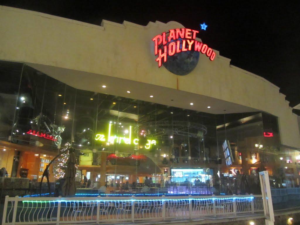 Planet Hollywood llegaría al Perú