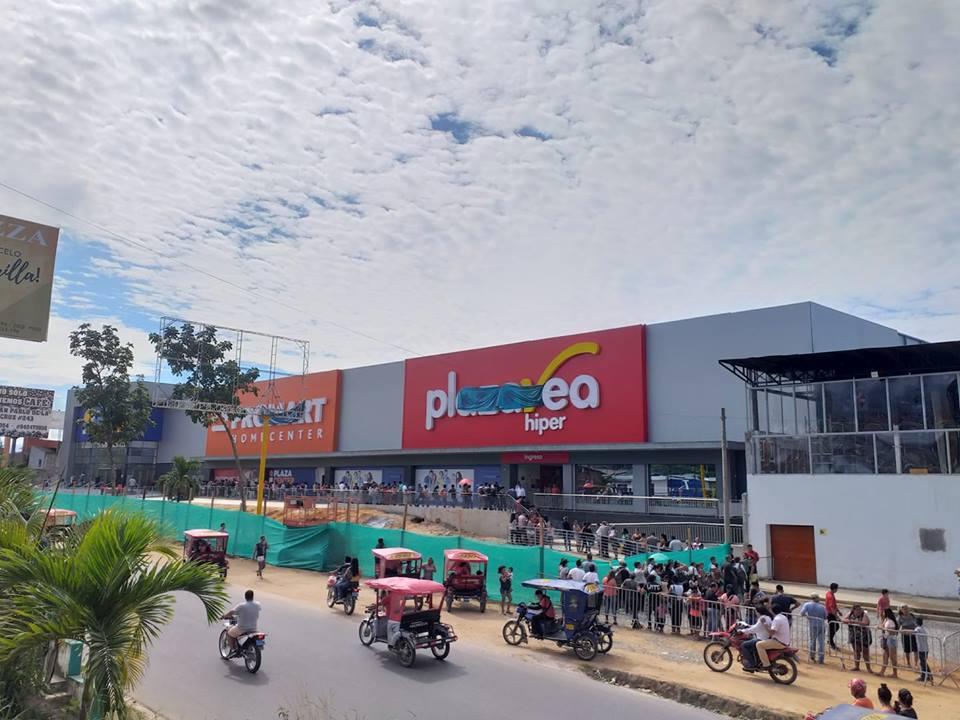 Plaza Center Tarapoto