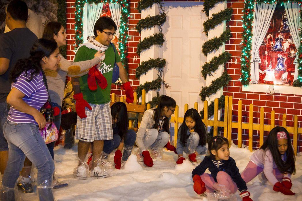 Plaza Norte Navidad 2