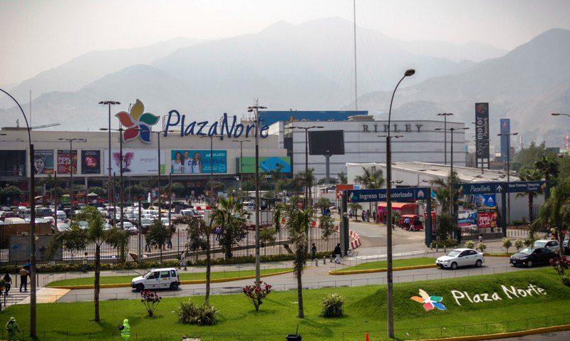 """Plaza Norte fachada - Perú: Lima Norte, el nuevo """"paraíso"""" para los inversores del retail"""