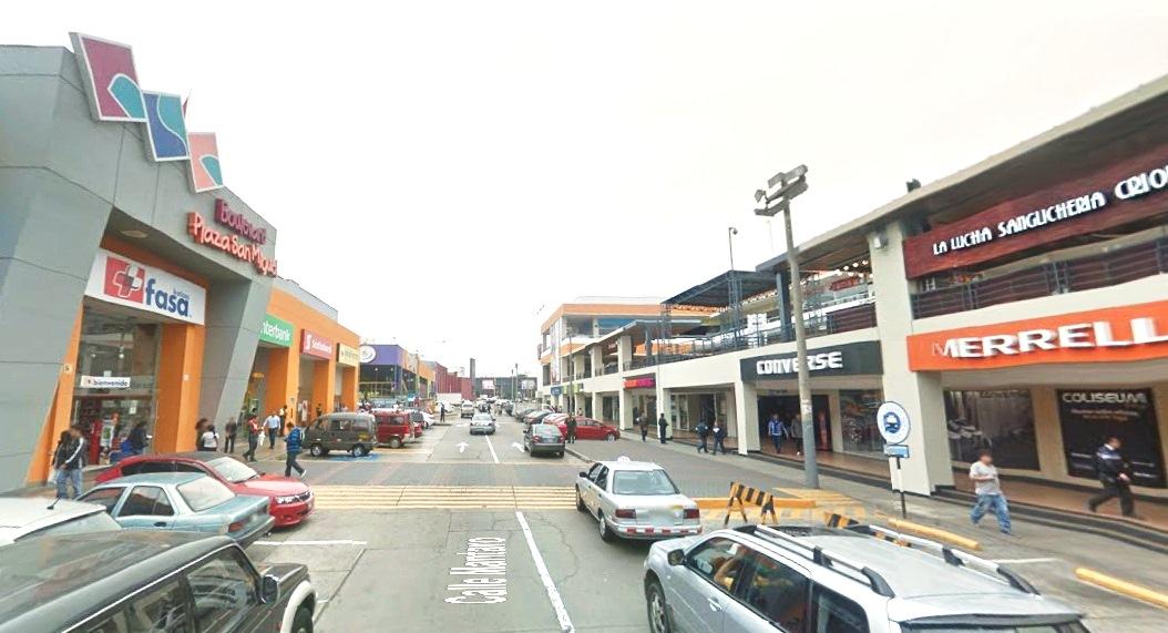 Plaza San Miguel - Calle Mantaro (3)