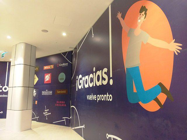 Plaza Santa Catalina3 - Perú: Strip Center Plaza Santa Catalina abrió sus puertas en el distrito de La Victoria