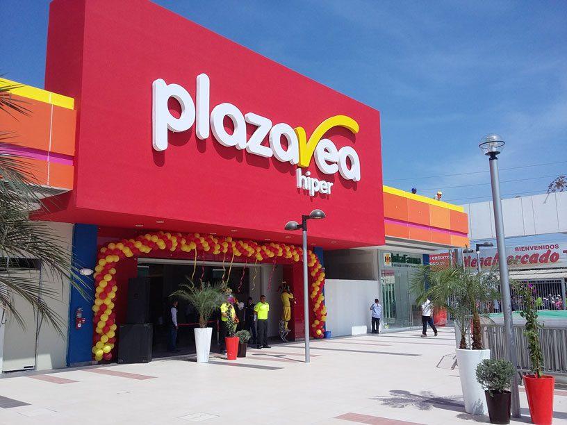Plaza Vea Ilo