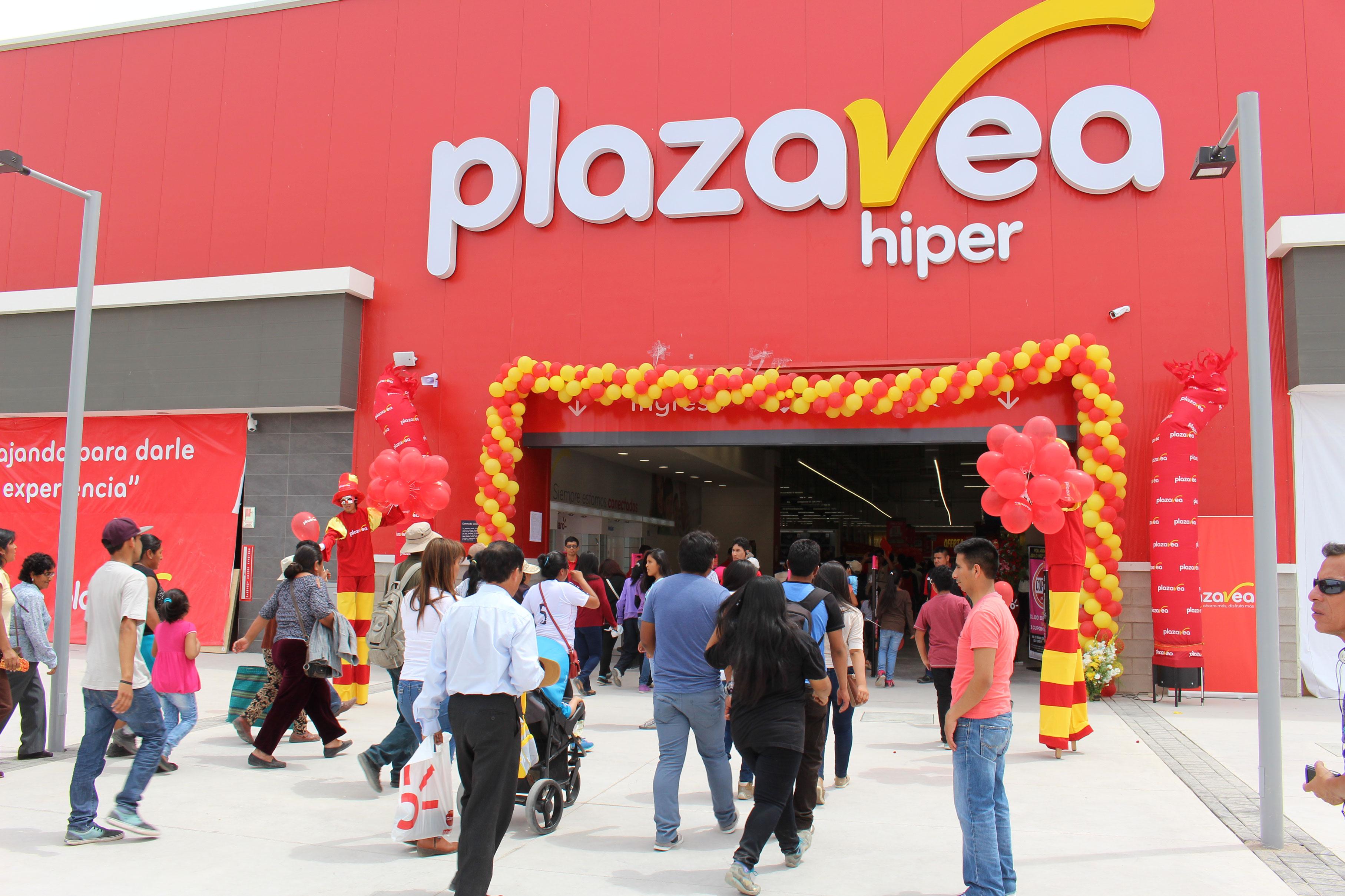 Plaza Vea Tendr A Nueva Tienda En Villa El Salvador Noticias Del  # Muebles Plaza Vea