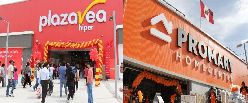 Plaza Vea y Promart2