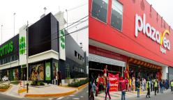 Plaza Vea y Tottus 248x144 - Tottus y Plaza Vea se enfrascan en la guerra de los precios bajos