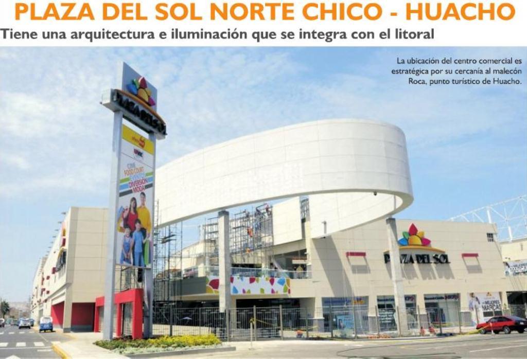 Plaza del Sol - Huacho