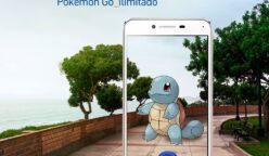 Pokemon GO Ilimitado