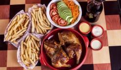 Pollo entero 3papas EnsaladaF Chicha Vista Cenital 248x144 - Premios Summun 2019: ranking de los 10 mejores restaurantes de pollo a la brasa