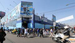 Polvos Azules 240x140 - La Victoria: Centro comercial Polvos Azules fue reabierto esta mañana