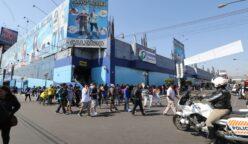 Polvos Azules 248x144 - La Victoria: Centro comercial Polvos Azules fue reabierto esta mañana