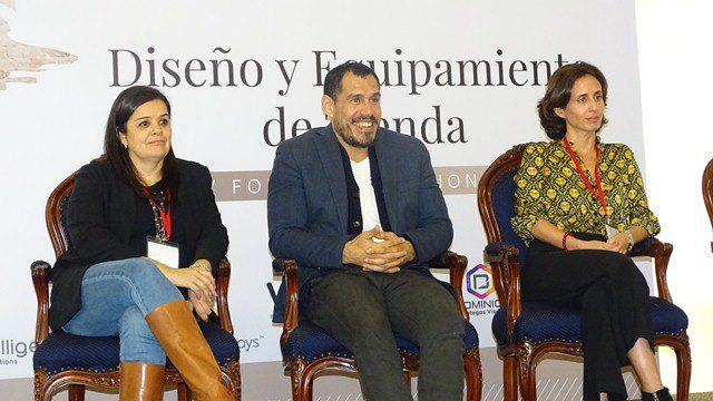 Ponentes Foro Internacional Perú Retail - ¿Cómo diseñar y equipar la tienda para incrementar tus ventas?