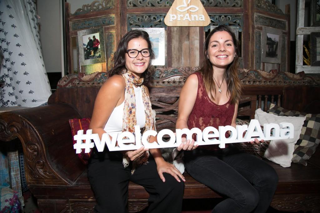 Prana Daniela Estay y Bárbara Kertscher 1024x683 - prAna aprovecha el boom de la moda deportiva en Chile