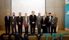 Presidente y organizadores CONCYTEC 240x140 - Perú: Presidente Vizcarra incrementará presupuesto 2019 para ciencia e innovación