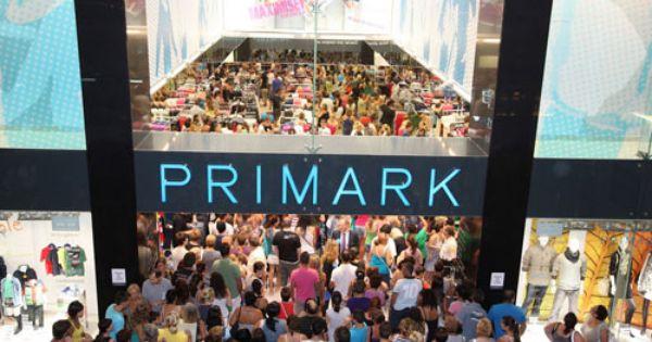 """Primark Italia - Primark califica de """"excelente"""" a su última facturación"""