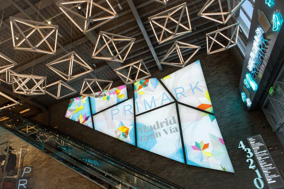Primark abrió tienda en la Gran Vía España 2 - Primark abrió en la Gran Vía su segunda mayor tienda del mundo